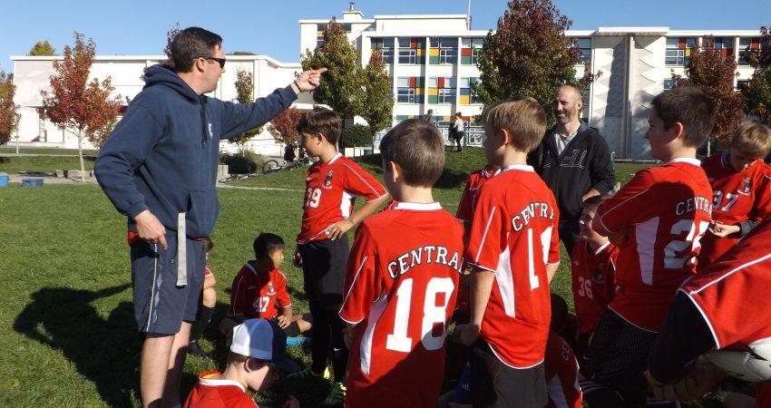 Pre Game Soccer Pep-Talk