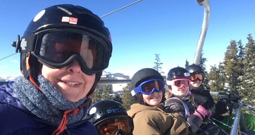 Smiling Skiers!