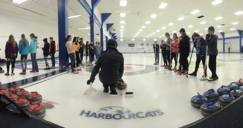 Curling Fun